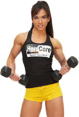 Домашний комплекс упражнений с гантелями для девушек на похудение