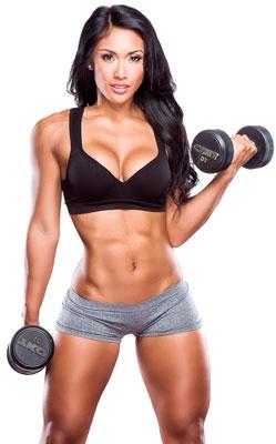 Можно ли одновременно сжигать жир и набирать мышцы?