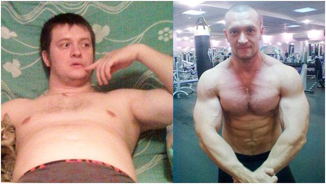Александр Добромиль - тренер и автор видеоблога Your Fit