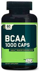 BCAA в капсулах / таблетках
