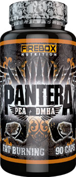 Firebox Nutrition — PANTERA