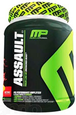 MusclePharm: Assault