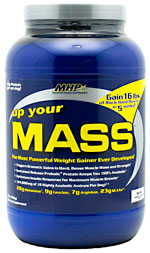 MHP: Up Your Mass