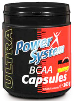 Power System: BCAA Capsules