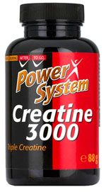 Power System: Creatine 3000