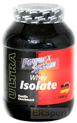 Power System: Whey Isolate