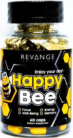 Revange Nutrition — Happy Bee