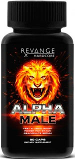 Revange Nutrition — Alpha Male
