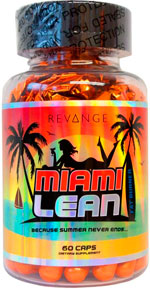 Revange Nutrition — Miami Lean