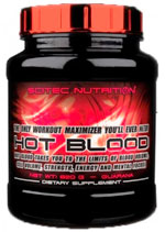 Scitec Nutririon – Hot Blood