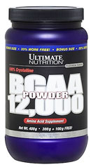 Ultimate Nutrition: BCAA 12000 Powder
