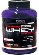 Ultimate Nutrition: 100% Prostar Whey Protein