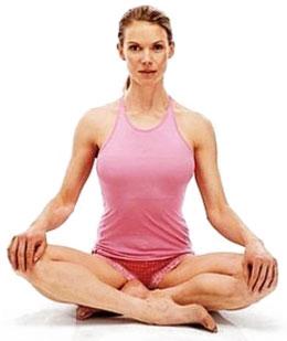 Йога и сексуальная притягательность
